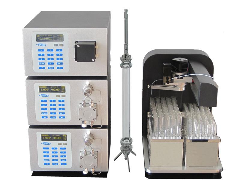 Purifier 50 中压制备色谱系统