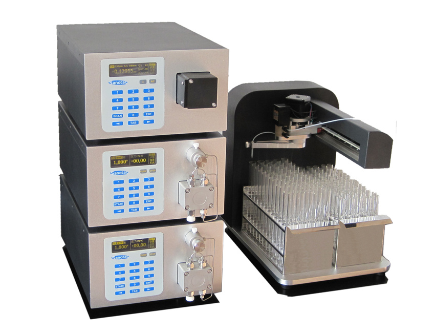 Purifier 100 中压制备色谱系统