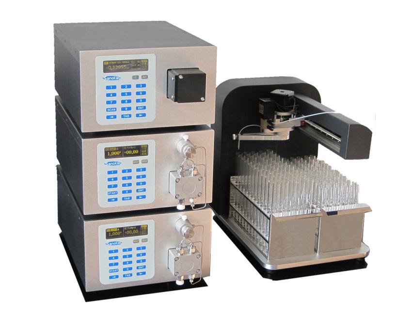 CS501中压层析系统