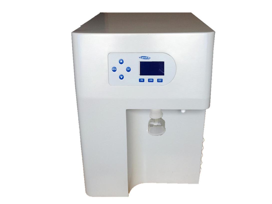 实验室纯水机超纯水机选型指南