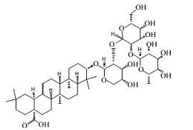 RaddeaninA(AnemodeaninA) /竹节香附素A(银莲花素A)98% 纯化研发定制