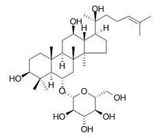 Ginsenoside Rh1/人参皂苷Rh1(63223-86-9 ,C36H62O9) 98% 纯化研发定制