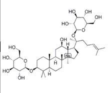 20(S)-Ginsenoside-F2/20(S)-人参皂苷F2(62025-49-4,C42H72O13)纯化研发定制