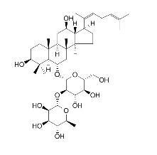 Ginsenoside F4/人参皂苷F4(181225-33-2,C42H70O12) 98.5%纯化研发定制