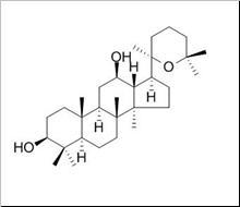 Panaxadiol/人参二醇(19666-76-3,C30H52O3)98.5% 纯化研发定制