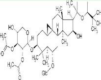 Astragaloside I/黄芪皂苷 I(84680-75-1,C45H72O16)98.5%  纯化研发定制