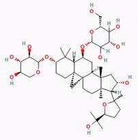 Astragaloside IV(Astragaloside A)/黄芪皂苷IV(黄芪甲苷) 83207-58-3,84687-43-4,C41H68O14