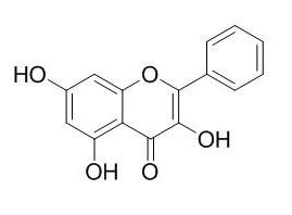Galangin/高良姜素(548-83-4,C15H10O5) 98.5%  纯化研发定制