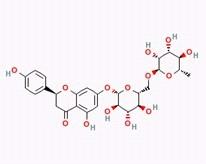 Narirutin/芸香柚皮苷(14259-46-2,C27H32O14) 98.5% 纯化研发定制