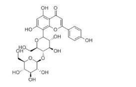 Vitexin-4/牡荆素葡萄糖苷(76135-82-5,C27H30O15) 98.5% 纯化研发定制