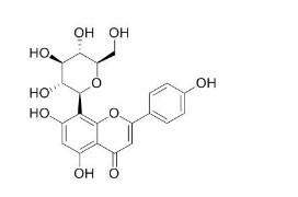 Vitexin/牡荆素(3681-93-4,C21H20O10) 99% 纯化研发定制