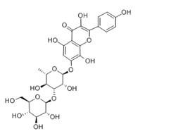 Rhodiosin/红景天素(86831-54-1, C27H30O16) 98.5% 纯化研发定制