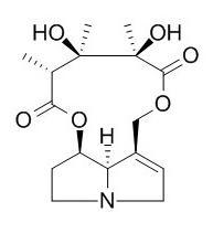 Monocrotaline/野百合碱(315-22-0,C16H23NO6) 98.5% 纯化研发定制