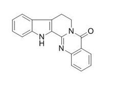 Rutaecarpine/吴茱萸次碱(84-26-4,C18H13N3O) 98.5% 纯化研发定制