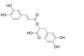 Rosmarinic acid/迷迭香酸 (20283-92-5,C18H16O8) 98% 纯化研发定制