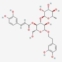 Verbascoside/毛蕊花糖苷 (61276-17-3, C29H36O15) 98.5% 纯化研发定制