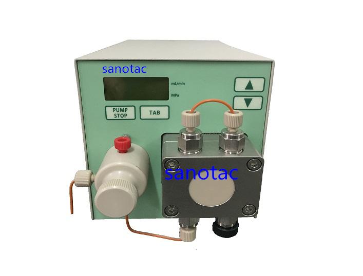 QP0013 Peek微型高压输液泵