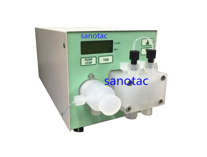 QP0017 微型PCTFE计量泵