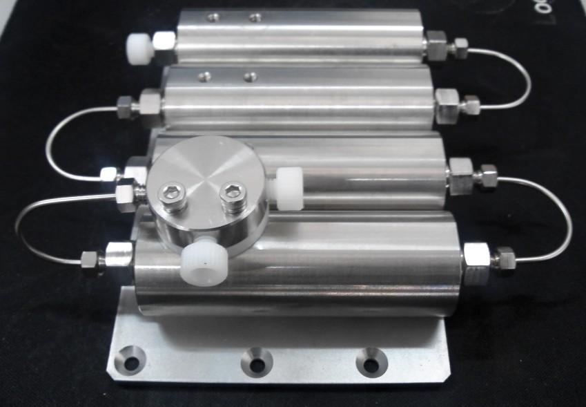 S-100 制备型静态混合器